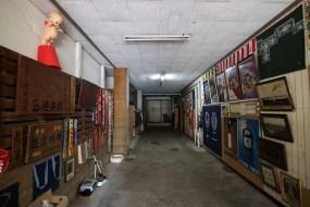 弁天町「建物の中に蔵が2棟隠れています」