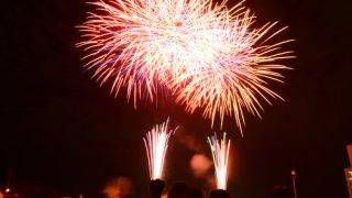 【8月24日に順延】2014湯の川温泉花火大会