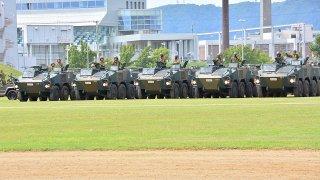 陸上自衛隊函館駐屯地創立64周年記念行事レビュー