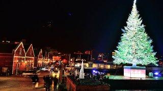 2014はこだてクリスマスファンタジー 初日点灯式レビュー