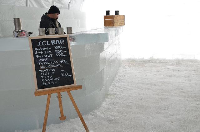 大沼函館雪と氷の祭典2015(