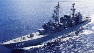 【4/12】海上自衛隊護衛艦「やまぎり」一般公開
