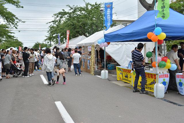函館駐屯地創立65周年記念行事
