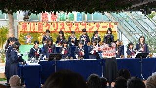 【12/20】第11回函館市熱帯植物園クリスマスコンサート