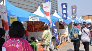 【2016/3/26・27】函館市新幹線開業イベント「つながるニッポン祭り」