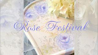 【2019/7/5~7】ペイント&クラフト教室WILD ROSE 12th 作品展