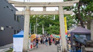 【フォトレポ】お化け屋敷のない亀田八幡宮例大祭 2019/9/14~16