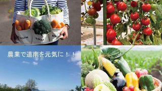 【2020/6/7】ハコダテ ファーマーズマルシェ