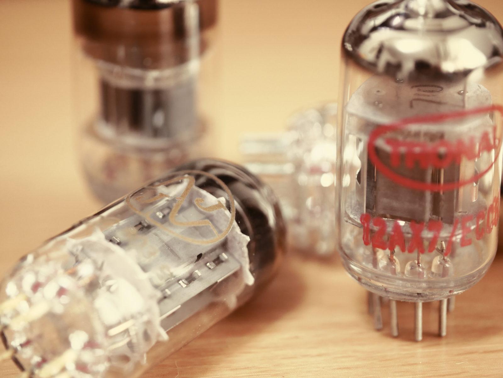真空管搭載のミキサーを発見。 | ART TubeMix
