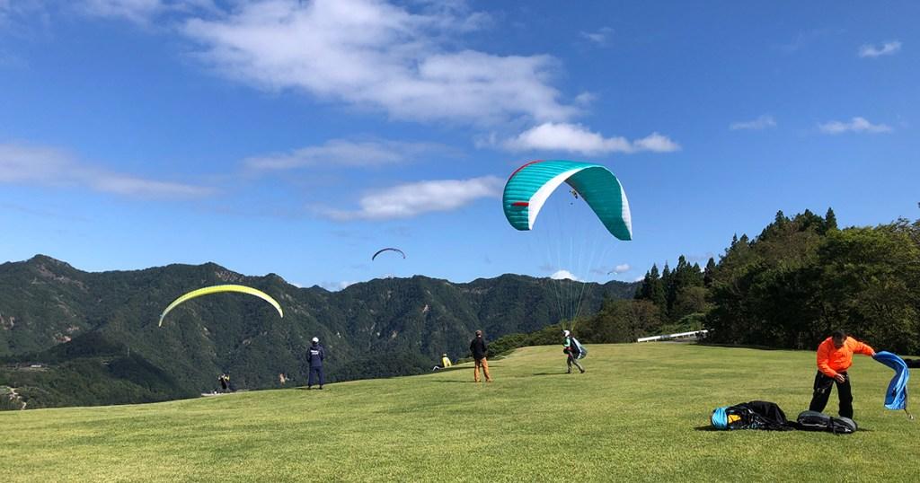 生坂村スカイスポーツ公園
