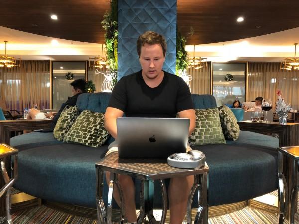 Digimarkkinointi vuonna 2019 onnistuu vaikka lentokentän loungesta käsin