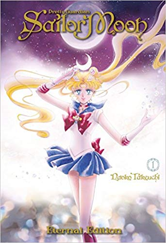 Sailor Moon: Eternal Edition Vol. 1