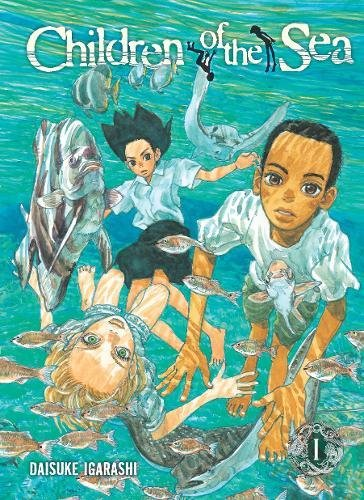 Children of the Sea manga