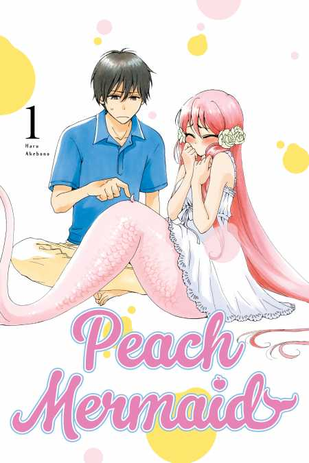 Peach Mermaid manga