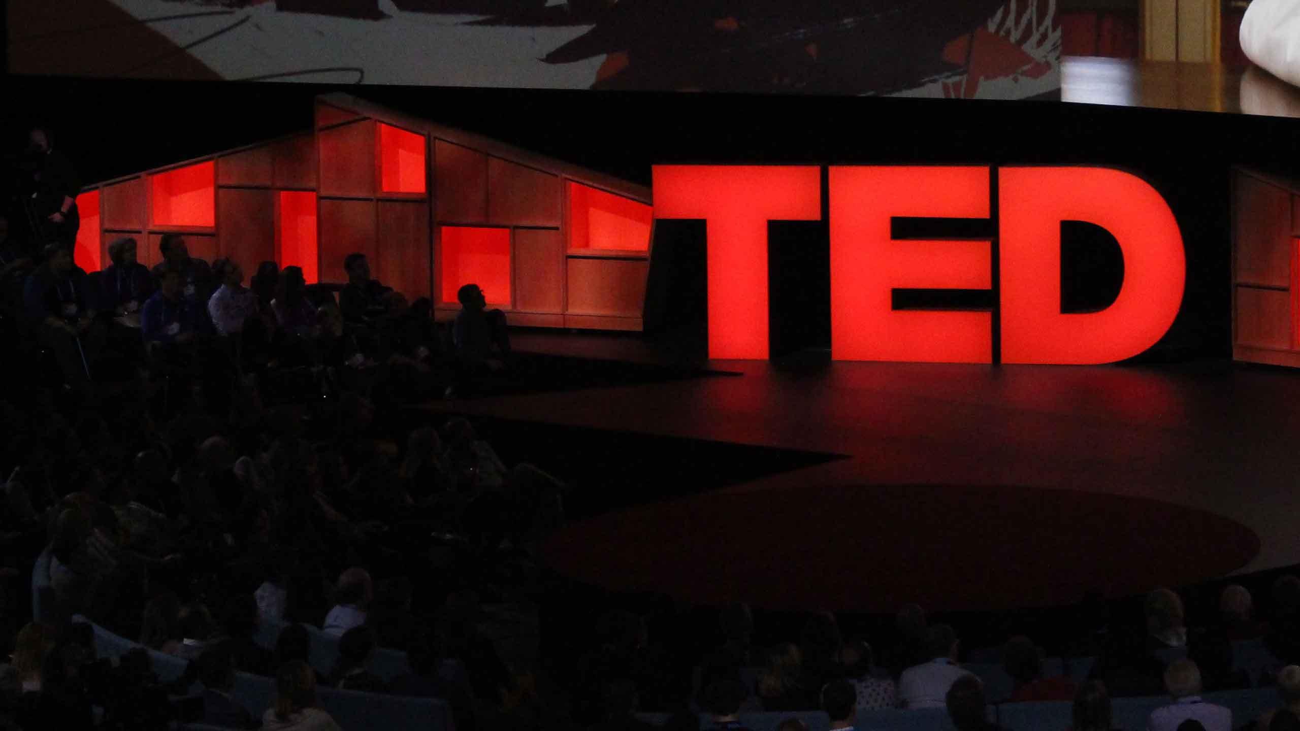TED előadás videó