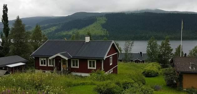 تفاصيل السياحة في الريف السويدي