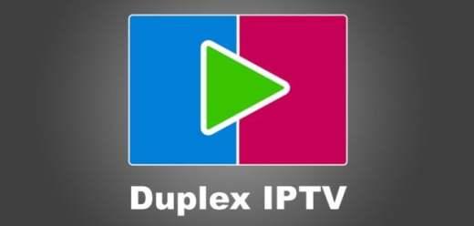 شرح برنامج iptv duplex