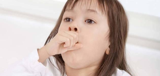 ما هو علاج الكحة عند الأطفال