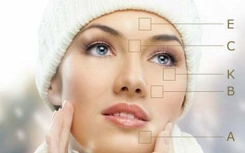 فيتامينات الشعر و البشرة 2021