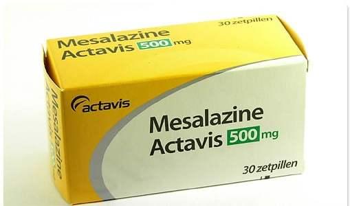 دواء القولون الميسالازين Mesalazine ، استخداماته والجرعات المناسبة منه