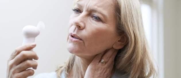 انقطاع الطمث أو ما يسمّى سن اليأس