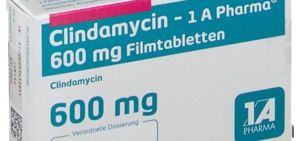 دواء الكليندامايسين Clindamycin