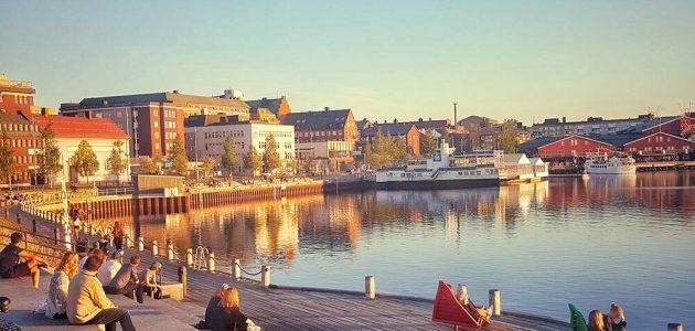 مدينة لوليا Lulea .. أبرز المعالم السياحية في مدينة لوليا في السويد
