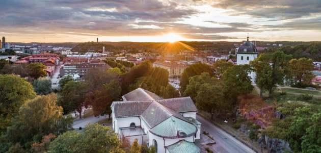 مدينة أوديفالا Uddevalla وأبرز معالمها