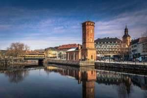 مدينة فالون في السويد