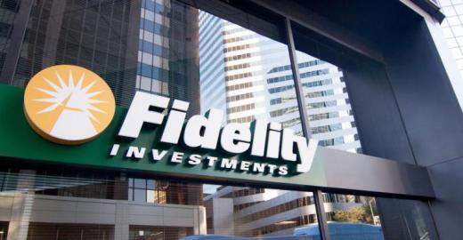 شركات استثمار الأموال عبر الانترنت-Fidelity Investments