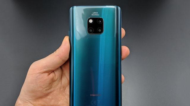 HUAWEI Mate 20 Pro Laya-L29C Demo Remove