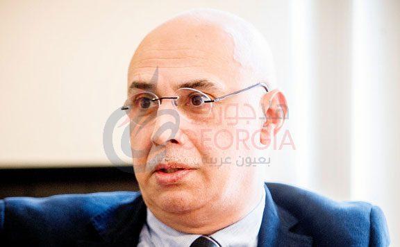 زازا كانديلاكي Zaza Kandelaki سفير جورجيا في المملكة الأردنية الهاشمية