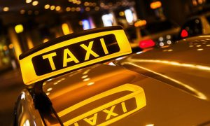 سيارات الأجرة التاكسي في جورجيا