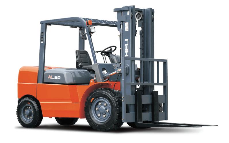 Heli 5.0 ton Diesel Forklfit Truck H Series in Dubai