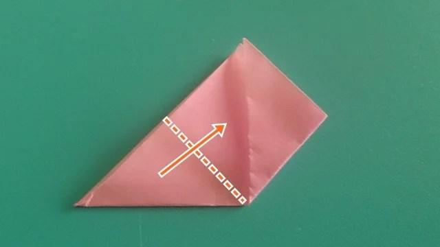 花 折り紙 桃の花 折り紙 : halaioru.com