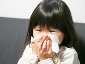 子供 夏風邪 鼻水