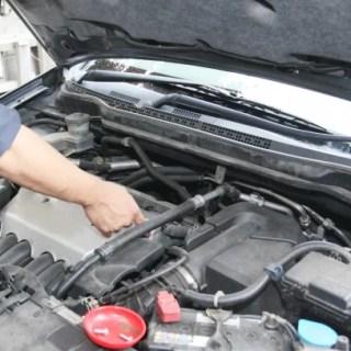 車のエンジンがかからない