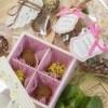 チョコのラッピング 大量の義理用も100均で簡単に安く可愛く包装!