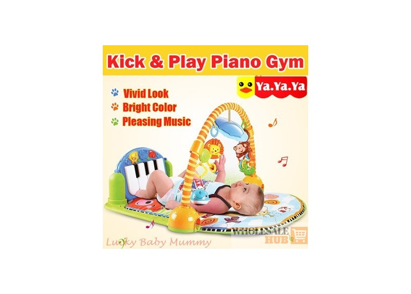 Baby's Activity Gym (with Music)