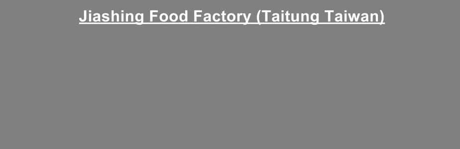 Jiashing Food Factory