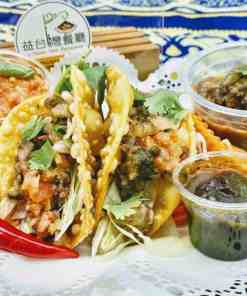 Shell Taco Frozen And Ready To Eat eTaiwan Kitchen Frozen Food