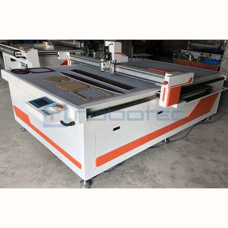 CNC cutter fabric cutting machine for sublimation fabric textile/Automatic Cloth CNC Oscillating Knife Cutting machine Machines Textile