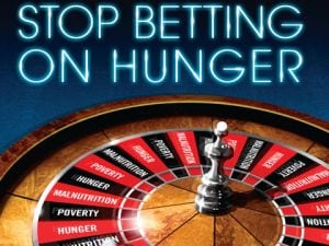 betting on hunger