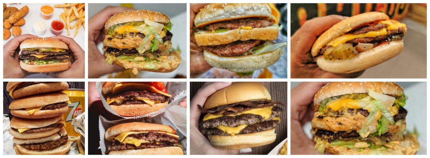 Halal Mcdonalds Style Burgers Halal Food Guy