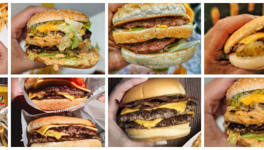 Halal McDonalds Style Burgers