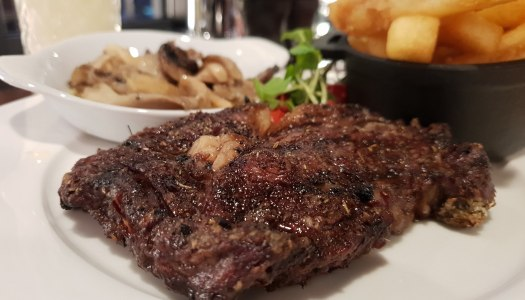 Mr White's English Chophouse