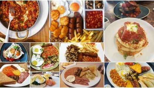 Halal Breakfasts in London