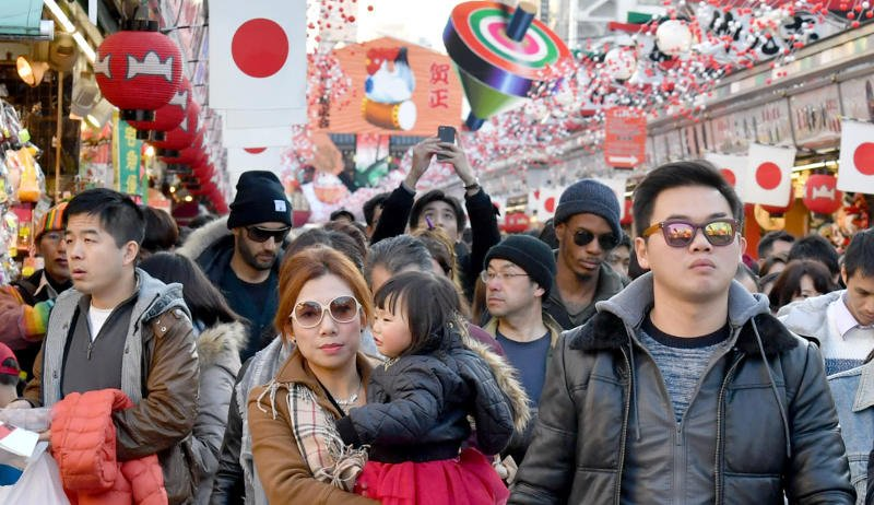Japan Receives Its 10 Millionth Foreign Visitor This Year