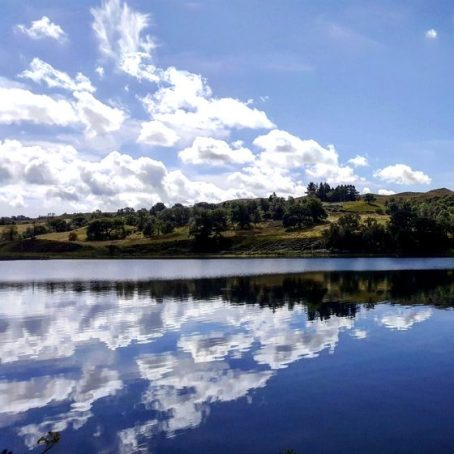 Loch Awe, another famous loch in the region