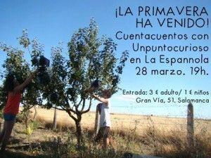 Cuentacuentos de Unpuntocurioso en La Espannola